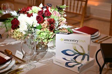 Ancestry Media Launch Dinner