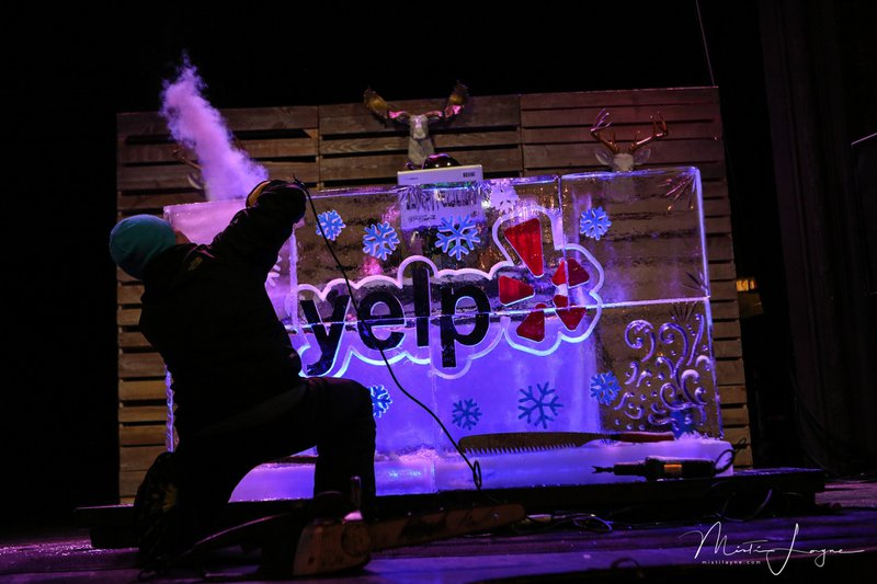 Yelp Apres Ski Holiday Party  cover photo