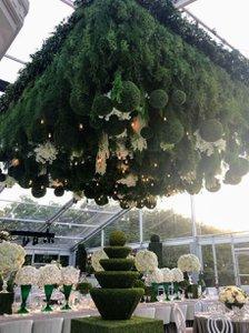 Moss Urns for Wedding Event photo Moss Urns Wedding Pic.jpg