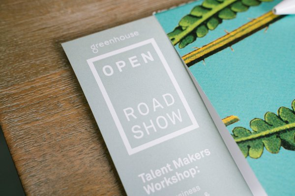 Open Road Show cover photo
