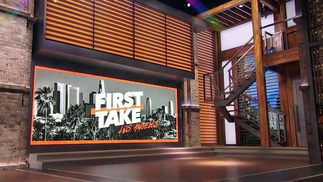 """ESPN """"The Jump"""""""
