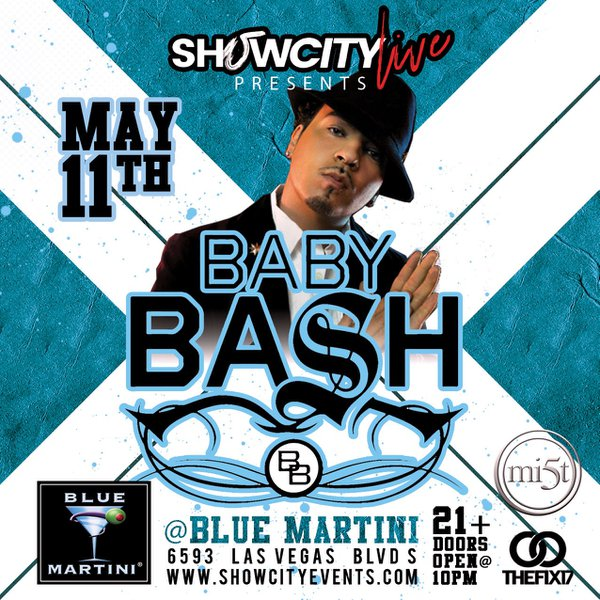 Baby Bash Live cover photo