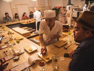 Eater x Hennesy Omakase Pop Up Dinner photo eater omakase9.jpg