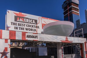 Absolut America Coupe Glass photo absolut_1.jpg