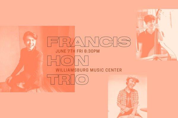 Francis Hon Trio cover photo