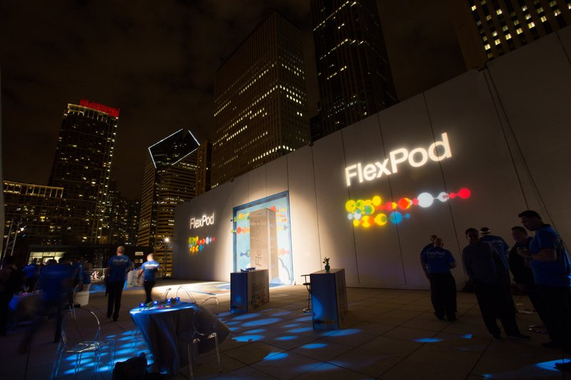 NetApp Flexpod Launch cover photo