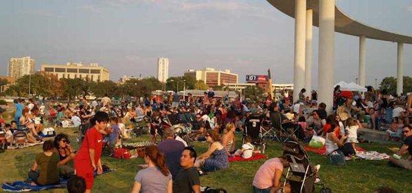 H-E-B Terrace & Hartman Concert Park space photo