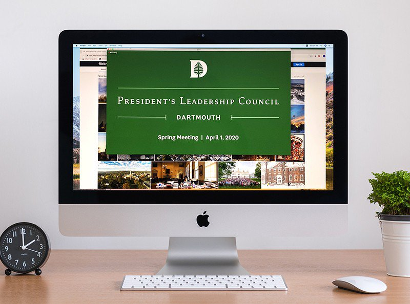 Dartmouth Leadership Virtual Event cover photo