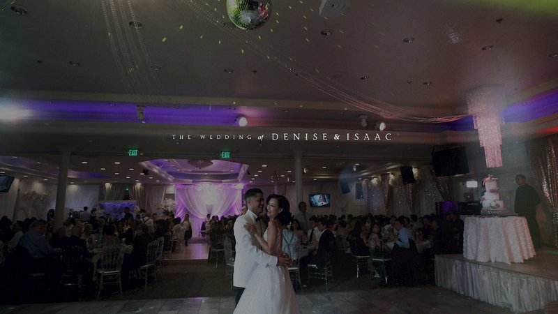 The Wedding of Denise and Isaac cover photo