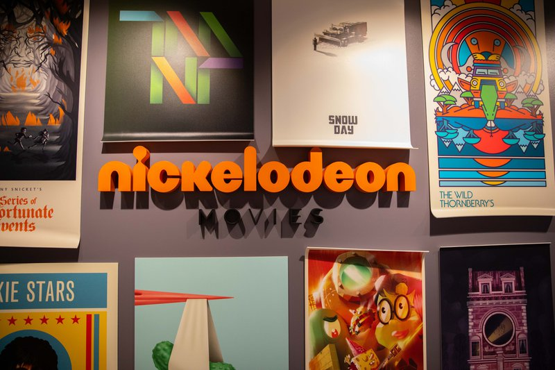 Nickelodeon Office Installation cover photo