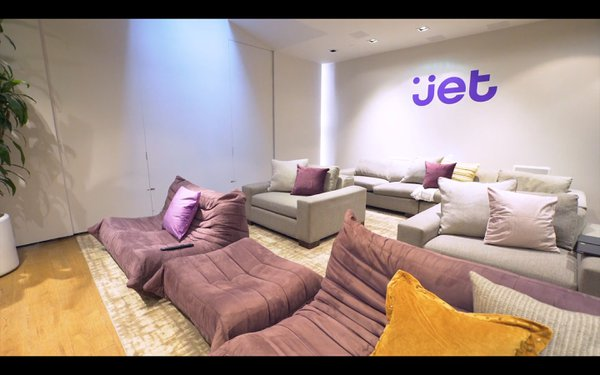 Jet.com Brand Re-launch cover photo