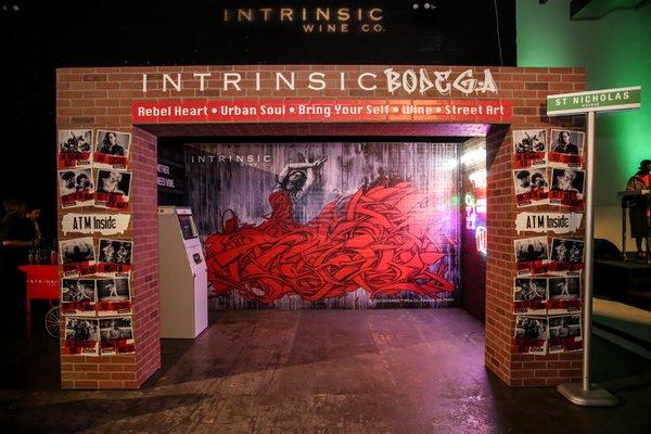 Intrinsic x VICE Night Market