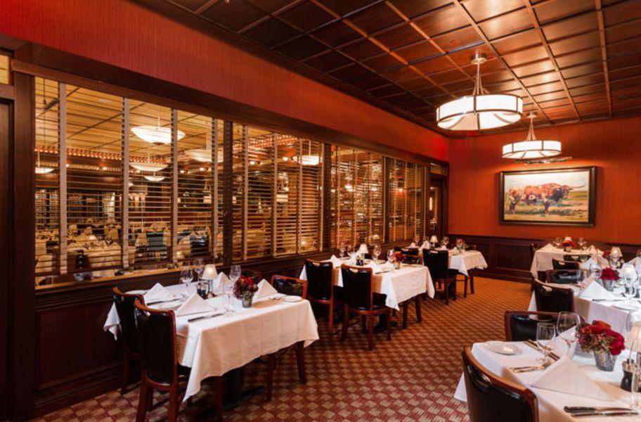 Pappas Bros. Steakhouse - Houston