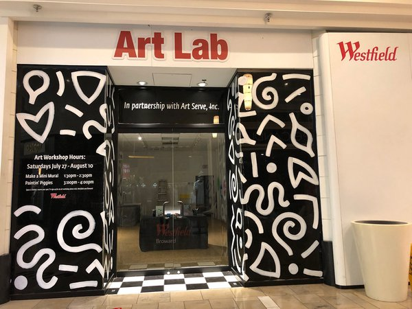 Westfield Mall Art Lab cover photo