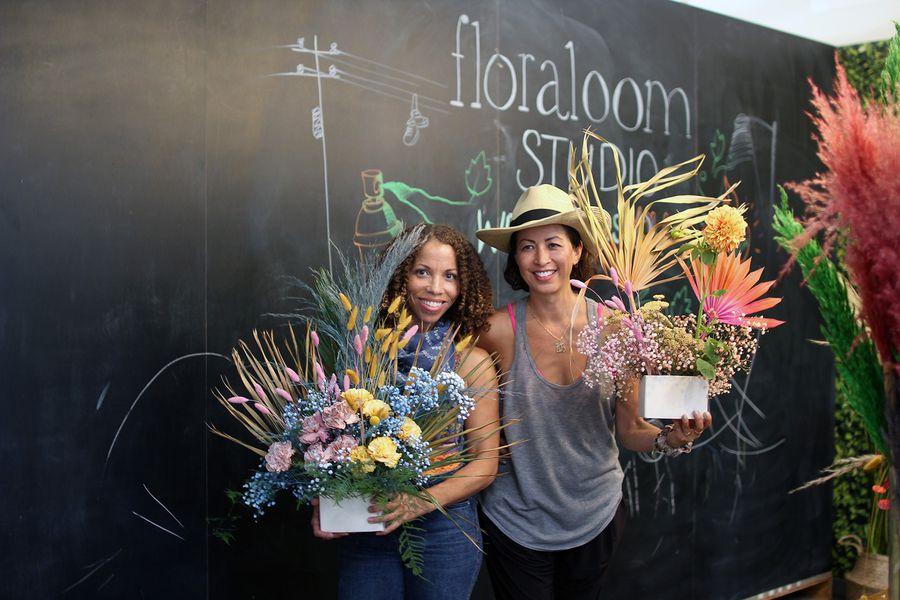 ComunityMade Street Art Flower Workshop