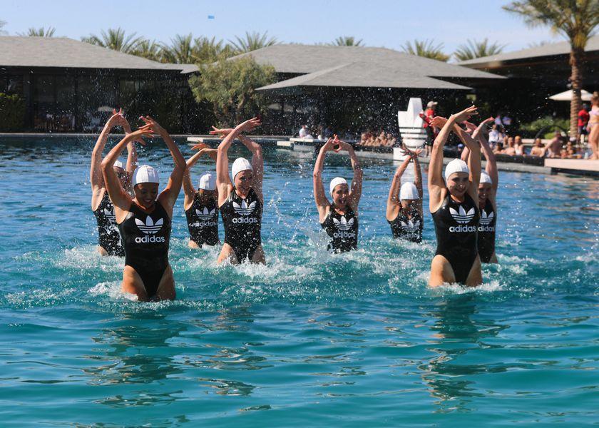 adidas Sport Club at Coachella